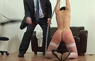 spanking girls